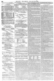 NY Clipper 12 November 1859. Pg. 238