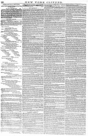 NY Clipper 20 August 1859. Pg. 142
