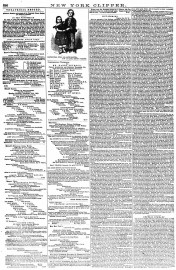 NY Clipper 24 December 1859. Pg. 286
