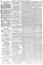 NY Clipper 3 December 1859. Pg. 262