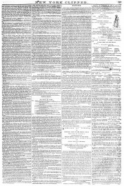 NY Clipper 6 August 1850. Pg. 127