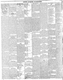 New York Clipper 12 November 1853. Print