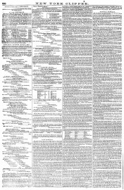 New York Clipper 12 November 1859 238. Print