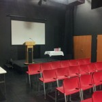 Theatre for UConn talk