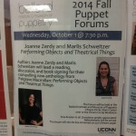 Talk at Ballard Institute, U Connecticut